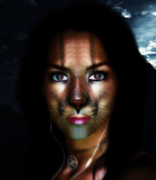 My Catwoman(Sekhmet) by Ludez