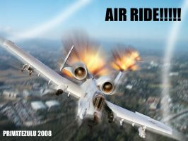 AIR RIDE by ComaradeShtormovoi