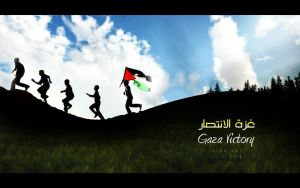 Gaza Victory by Liooon
