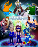 Legends in Our Free Time Poster by Kiwii3364