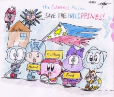 Save the Philippines by murumokirby360