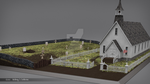TBSH Church and Cemetery by AnthonyC3d