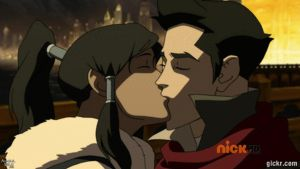 Makorra kiss in slow mo by CuriouslyXinlove