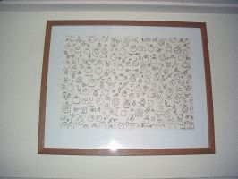 The new and nameless munnen happily framed by Jompie