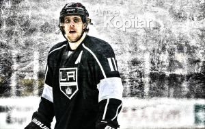 Anze Kopitar Wallpaper by XxBMW85xX