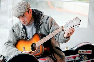Cold Weather Guitar Tuning by FireflyPhotosAust