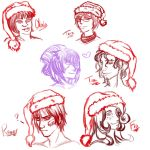Christmas Requests! by Kaiza-san