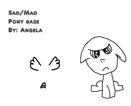 Pony Base MLP: FiM You can use by Anggiemlplove