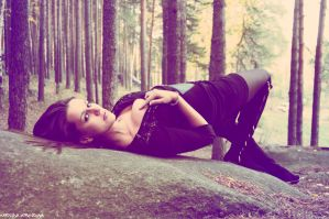 wood by Boudoir-Photography