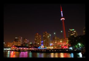 Toronto Harbourfront 1 by martinshiver