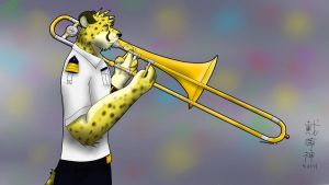 Trombonist by timmylois2