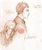 will always be with you by Sanzo-Sinclaire