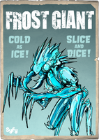 Syfy MM Frost Giant by Randoman92