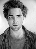Robert Pattinson by augustOfficials