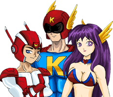 Ask Konami-Kun : Obscure characters galore! by UltimeciaFFB