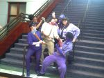 AWA 2015: FNAF - Mark and the Purple Guys by toXic-REM