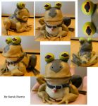 ALL GLORY TO THE HYPNOTOAD by Koeskull