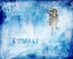 Courage by BlueFire986