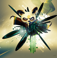 Master Shifu custom wallpaper by MattRaiser