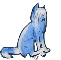 ReQuest - Howling-Okami by Tami-Ami