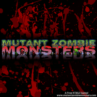 Mutant Zombie Monsters - Game by AscendedArts
