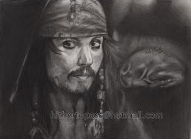 Jack Sparrow -FLD gift by FalyneVarger