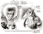 The Goblin King by Loopydave