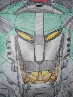 voltron by brinalovesbobby