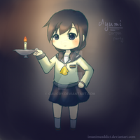 Ayumi - Corpse Party by ImAnimeAddict