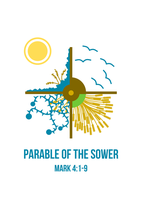 Parable of the Sower | Mark 4:1-9 by tylerneyens