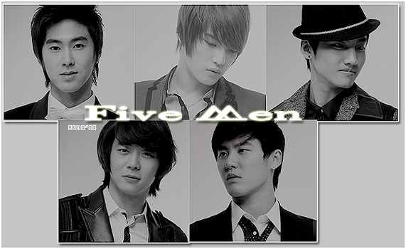 Five Men by IrethStyle