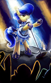 MLP: Sapphire Shores by The-Keyblade-Pony