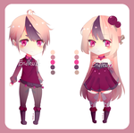 November Adopts 2015 [Closed] by EndlessRz