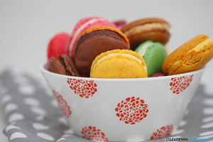 Macarons 2 by munchinees
