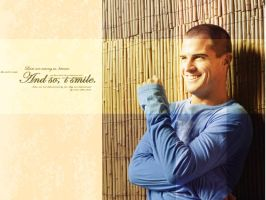 George Eads WP by SnickersManiac