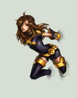Women of X-men :: Shadowcat by RamenzillaX