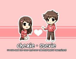 021807 Happy Valentines Sweety by ChexyTime