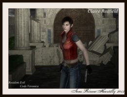 RE: CVX Claire Redfield by IamRinoaHeartilly
