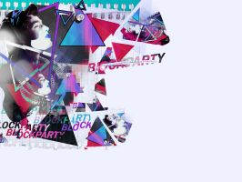 Block Party - Triangles by alkalican