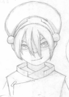 Toph Beifong by PaulinaDoodles