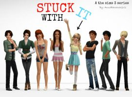 new ts3 series! by TheSims3KawaiiMaker