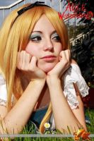 Alice in Wonderland Cosplay by AliceCosplay