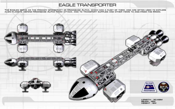 Eagle Transporter ortho 2 [new] by unusualsuspex