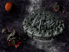Space City by TLBKlaus