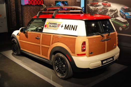 MINI Cooper Clubvan (II) by HardRocker78