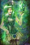 Everthing is so green by MissTrisi