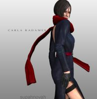 Carla Radames by vanadise