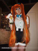 C3 HK 2013 - Miku - Mrs. Pumpkin's Comical Dream by leekenwah