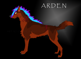 Arden ref by xDeadpuffx