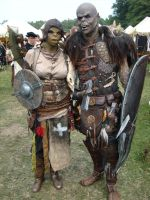 orcs by silvercrow